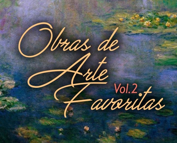 10 OBRAS DE ARTE(Vol.2)